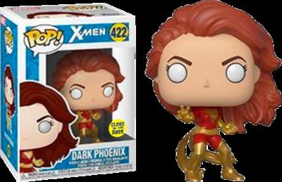 PRE-ORDER Exclusive X-Men - Dark Phoenix Glow in the Dark Pop! Vinyl Figure