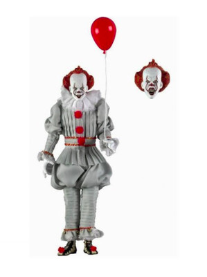 PRE-ORDER 8-inch Pennywise IT 2017 Clothed Ver.