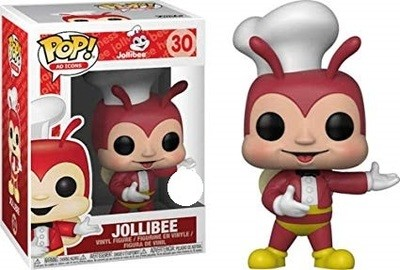 Jollibee Pop! Vinyl Figure