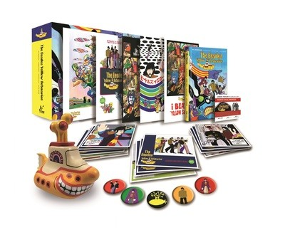 PRE-ORDER TITANS Yellow Submarine Limited Edition Box Set