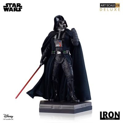 PRE-ORDER Darth Vader Deluxe Art Scale 1/10 - Star Wars