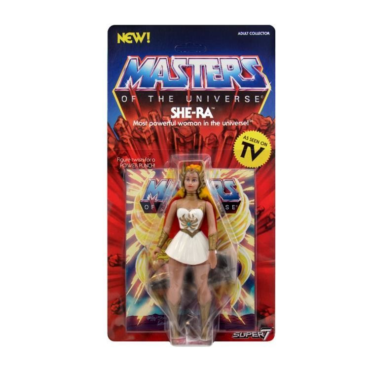 PRE-ORDER MASTERS OF THE UNIVERSE VINTAGE WAVE 1 She-ra