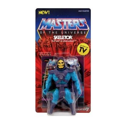 PRE-ORDER MASTERS OF THE UNIVERSE VINTAGE WAVE 1 Skeletor