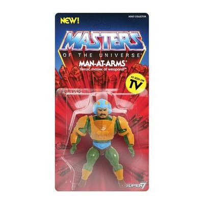 PRE-ORDER MASTERS OF THE UNIVERSE VINTAGE WAVE 2 Man At Arms