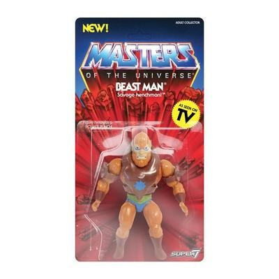 PRE-ORDER MASTERS OF THE UNIVERSE VINTAGE WAVE 2 Beast-Man