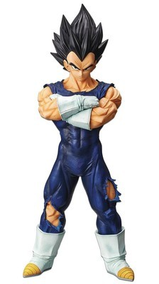 PRE-ORDER Dragon Ball Z Grandista Nero Vegeta 10.2-Inch Collectible PVC Figure