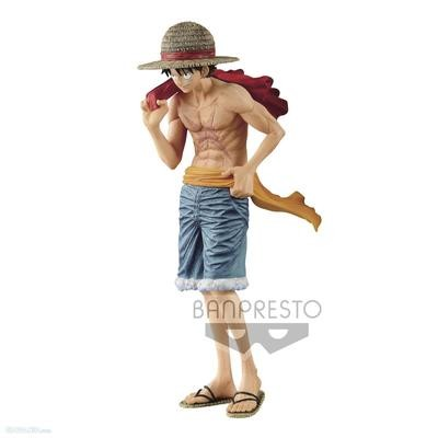 PRE-ORDER OP Magazine Figure Vol. 2 - Luffy