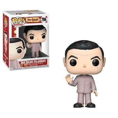 PRE-ORDER Mr. Bean Pajamas Pop! Vinyl Figure