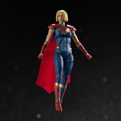 PRE-ORDER Injustice 2: Supergirl 1/18 Scale Figure