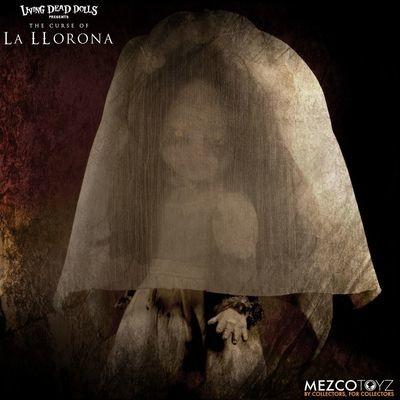 PRE-ORDER Living Dead Dolls Presents La Llorona