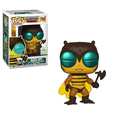 PRE-ORDER Masters of the Universe - Buzz-Off Pop! Vinyl Figure (2019 Spring Convention Exclusive) ***FULL PAYMENT ONLY***