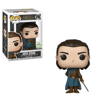 PRE-ORDER Game of Thrones - Arya Pop! Vinyl Figure (2019 Spring Convention Exclusive) ***FULL PAYMENT ONLY***
