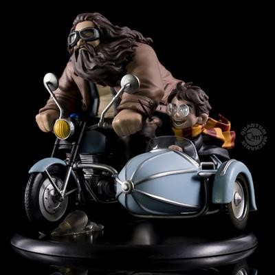 PRE-ORDER Harry & Hagrid Q-Fig Max