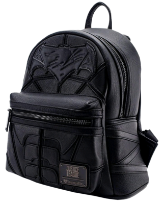 "PRE-ORDER Justice League (2017) - Batman 10"" Faux Leather Mini Backpack"