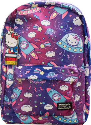"PRE-ORDER Hello Kitty - Spaceship 18"" Backpack"