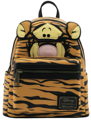 "PRE-ORDER Winnie the Pooh - Tigger 10"" Faux Leather Mini Backpack"
