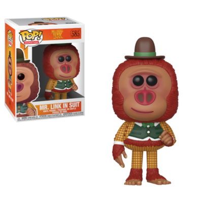Missing Link - Mr. Link in Suit Pop! Vinyl Figure
