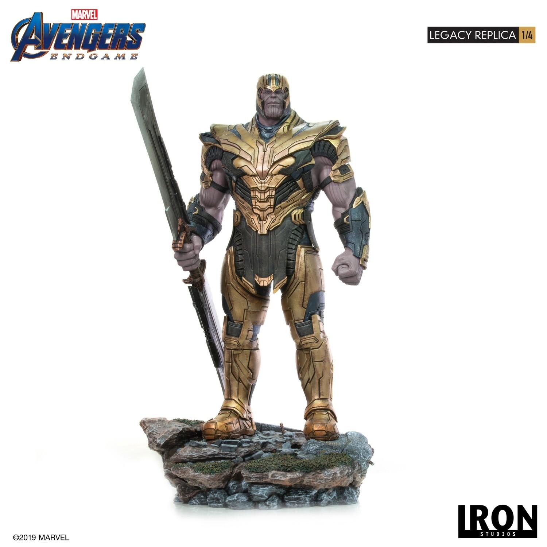 PRE-ORDER Thanos Legacy Replica 1/4 - Avengers: Endgame