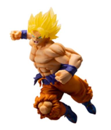 PRE-ORDER Prize Ichiban Kuji SSJ Goku 93