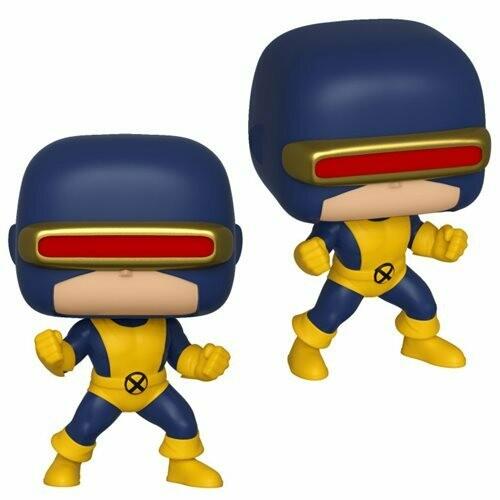 PRE-ORDER Marvel 80th Cyclops Pop! Vinyl Figure