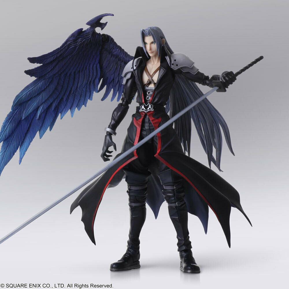 PRE-ORDER Final Fantasy Bring Arts Sephiroth Another Form Variant