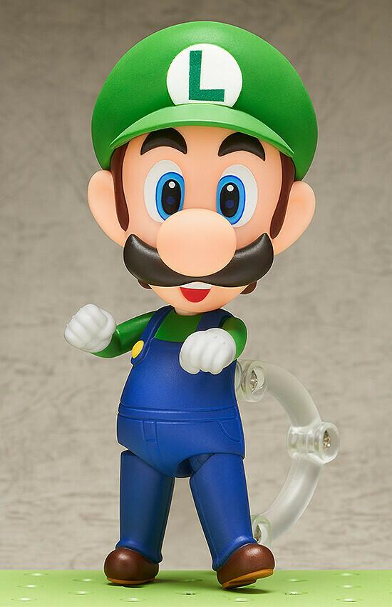 PRE-ORDER Nendoroid Luigi (3rd-run)