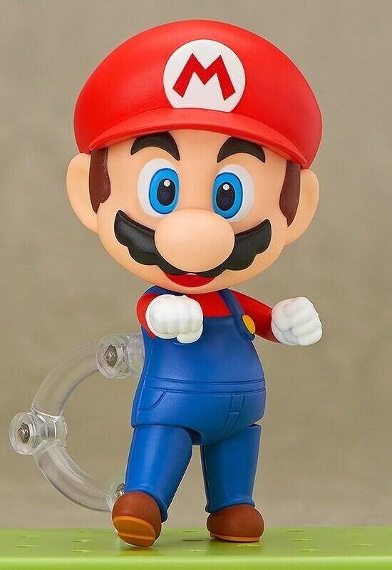 PRE-ORDER Nendoroid Mario (3rd-run)