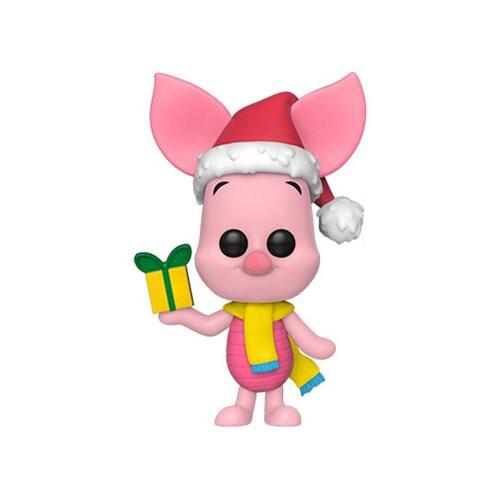 PRE-ORDER Disney Holiday Piglet Pop! Vinyl Figure