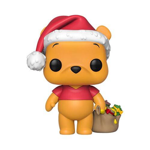 PRE-ORDER Disney Holiday Winnie the Pooh Pop! Vinyl Figure