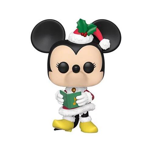 PRE-ORDER Disney Holiday Minnie Mouse Pop! Vinyl Figure