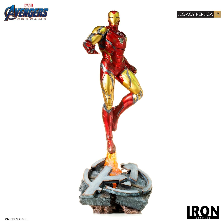 PRE-ORDER Iron Man Mark LXXXV Legacy Replica 1/4 - Avengers:Endgame