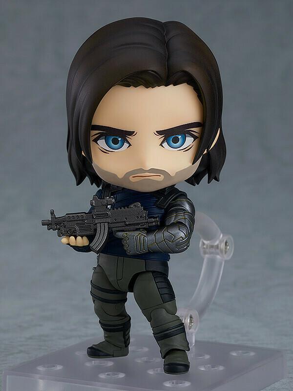 PRE-ORDER Nendoroid Winter Soldier: Infinity Edition Standard Ver.