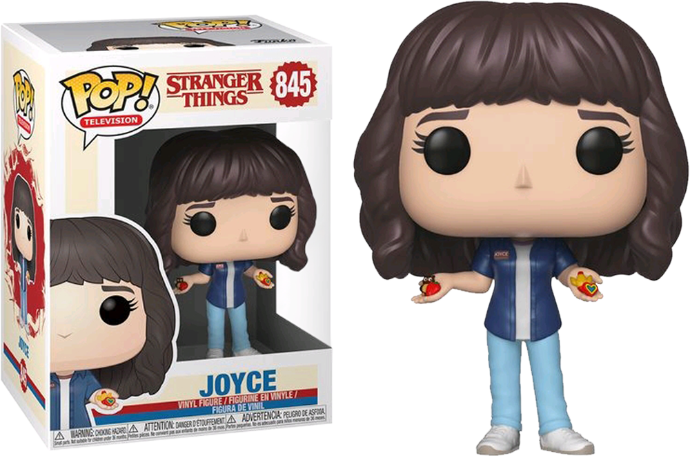 PRE-ORDER Stranger Things 3 - Joyce with Candy Pop! Vinyl Figure