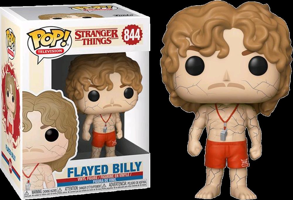 PRE-ORDER Stranger Things 3 - Flayed Billy Pop! Vinyl Figure
