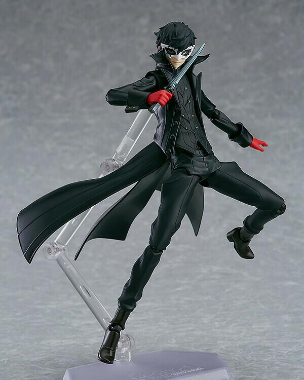 PRE-ORDER figma Persona 5 Joker (reoffer)
