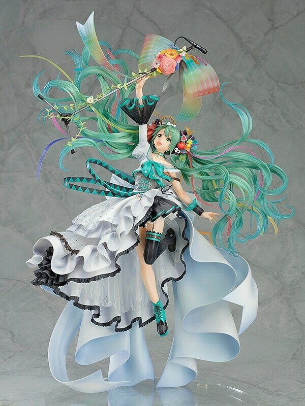 PRE-ORDER Hatsune Miku Memorial Dress Ver.