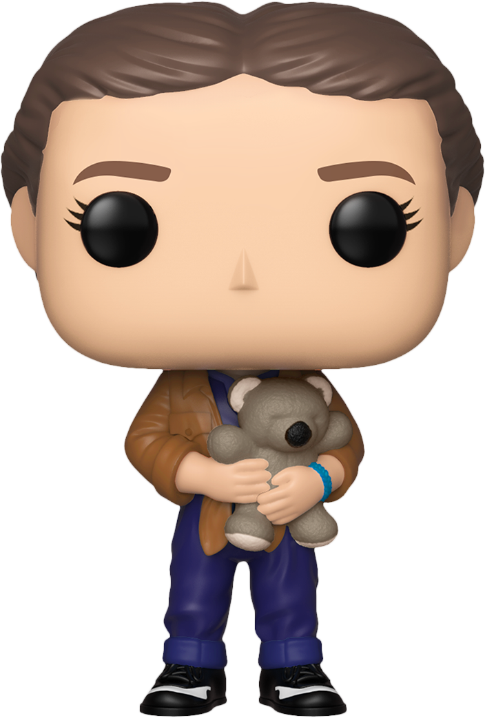 PRE-ORDER Stranger Things 3 - Eleven with Bear Exclusive Pop! Vinyl Figure