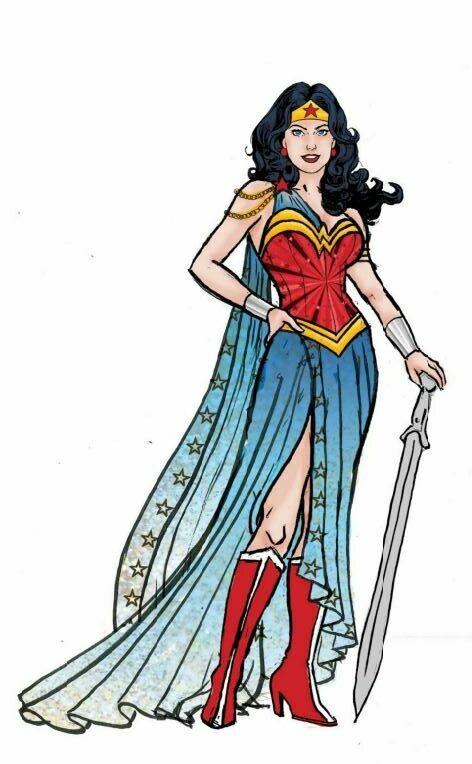 PRE-ORDER DCCOM Couture de Force Wonder Woman