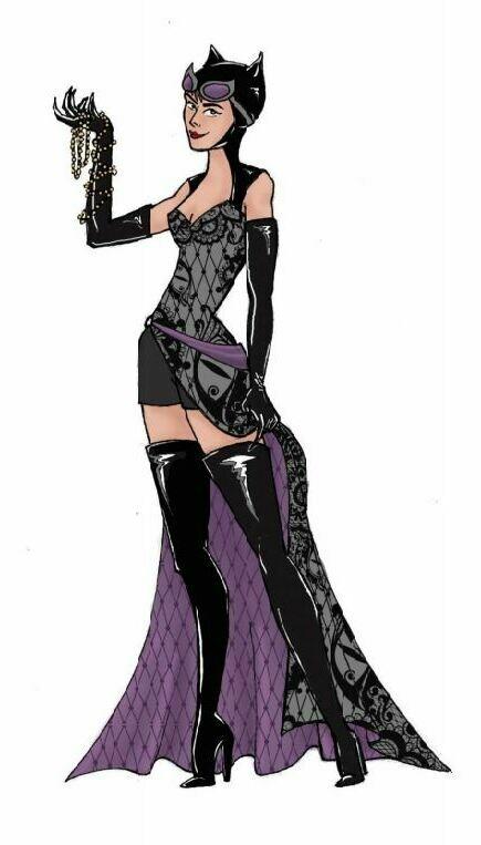PRE-ORDER DCCOM Couture de Force Catwoman