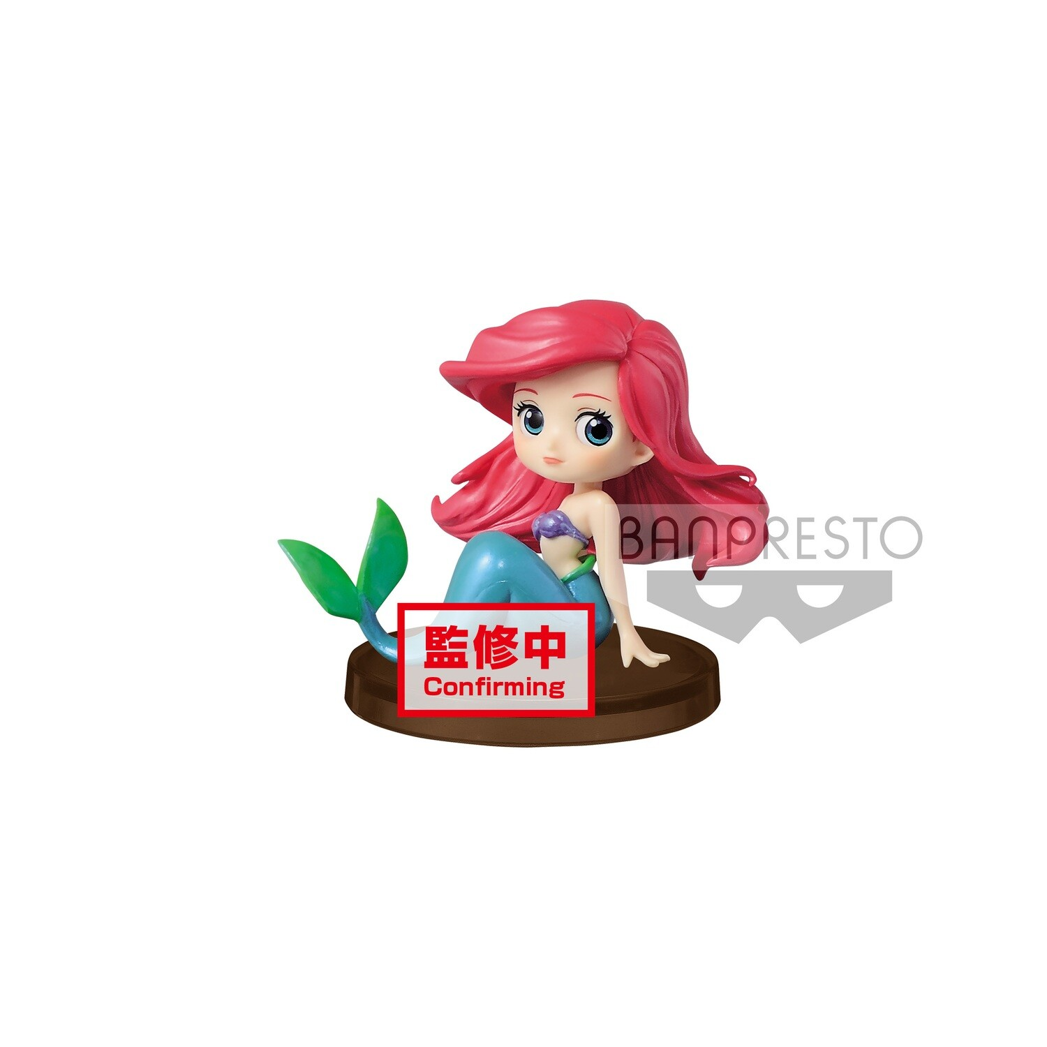 PRE-ORDER Disney Character Q Posket Petit Story of the Little Mermaid Ver. A