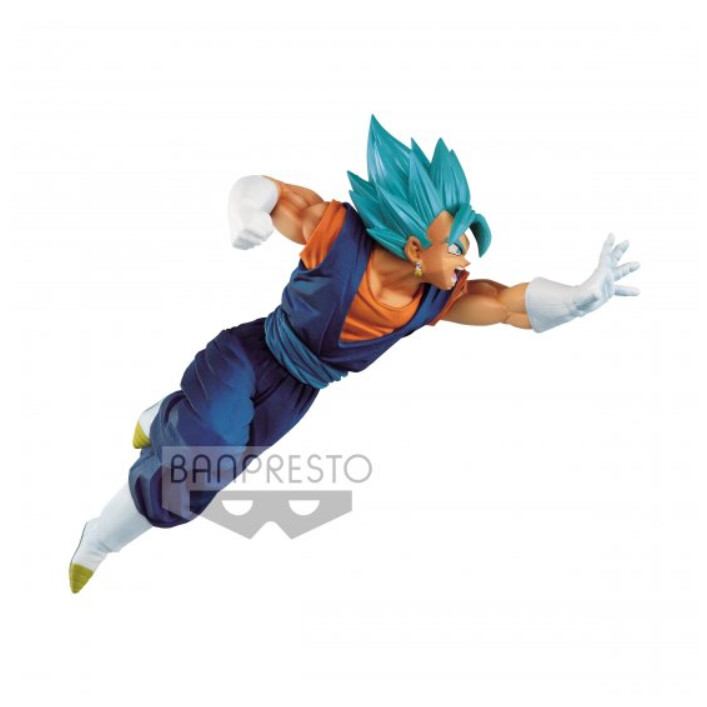 PRE-ORDER Dragon Ball Super CHOSENSHIRETSUDEN Vol. 5 (A: Super Saiyan God Blue Vegito