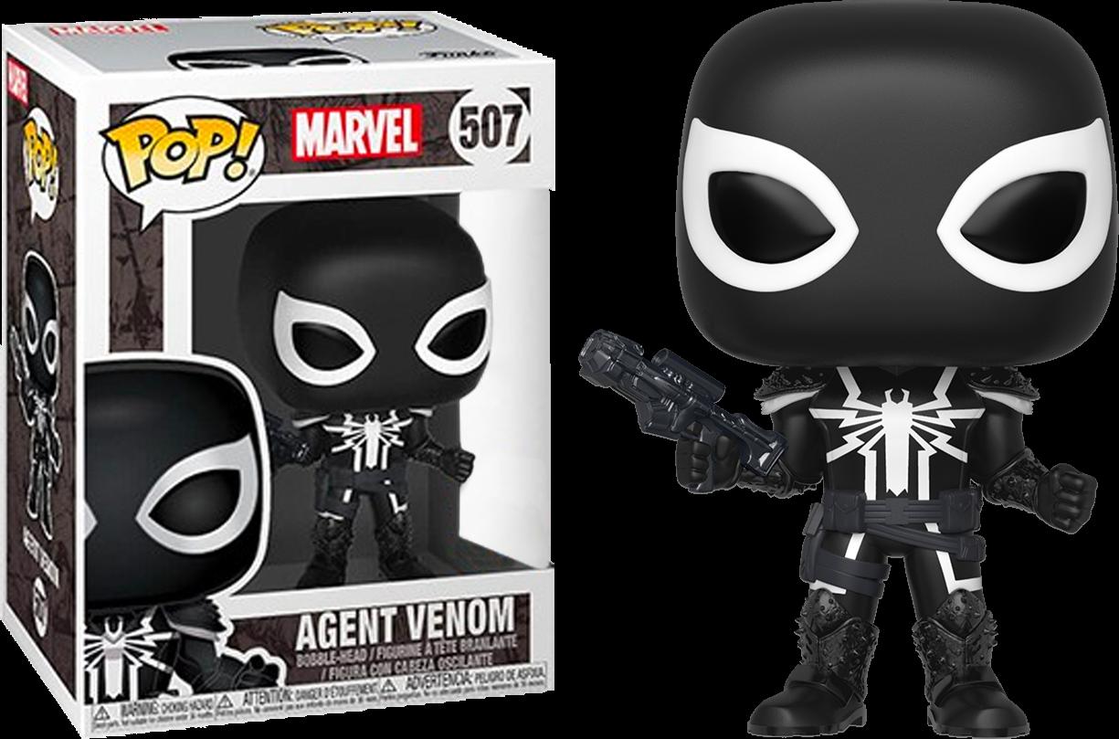PRE-ORDER Exclusive Spider-Man - Agent Venom Pop! Vinyl Figure