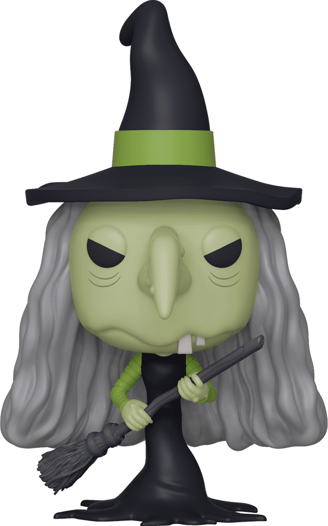 PRE-ORDER The Nightmare Before Christmas - Big Witch Pop! Vinyl Figure