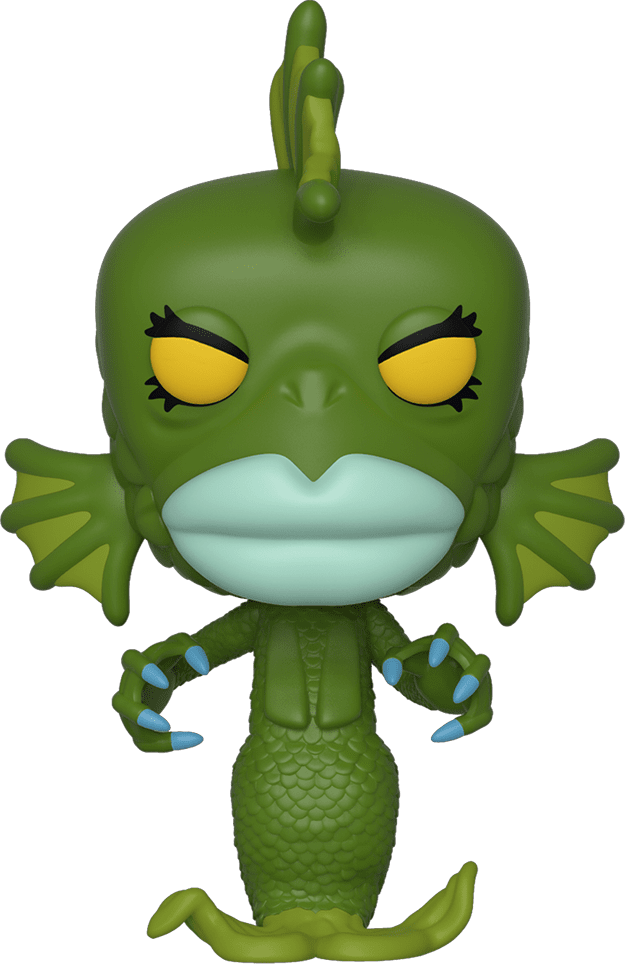 PRE-ORDER The Nightmare Before Christmas - Undersea Gal Pop! Vinyl Figure