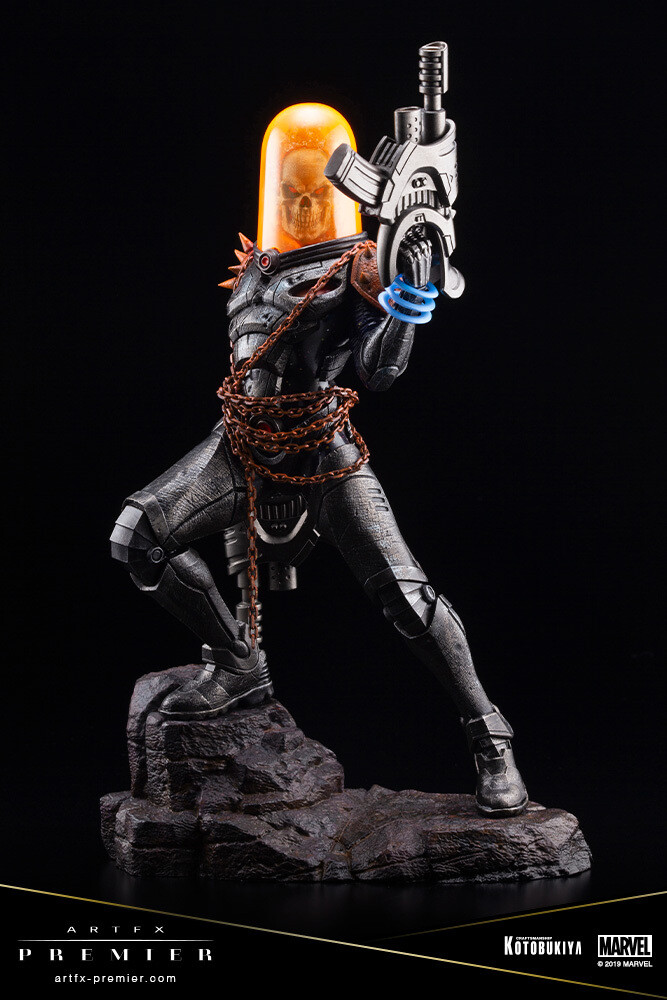 PRE-ORDER Cosmic Ghost Rider ArtFX Premier Statue