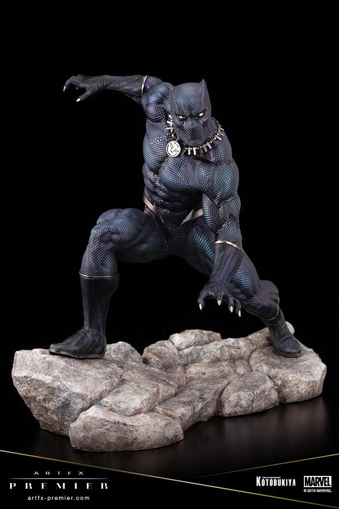 PRE-ORDER Black Panther ArtFX Premier Statue