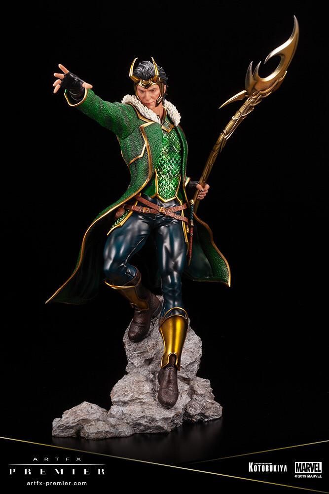 PRE-ORDER Loki ArtFX Premier Statue