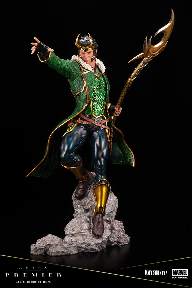 Loki ArtFX Premier Statue