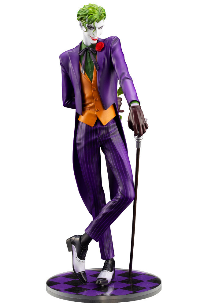 PRE-ORDER DC Comics Joker Ikemen Statue