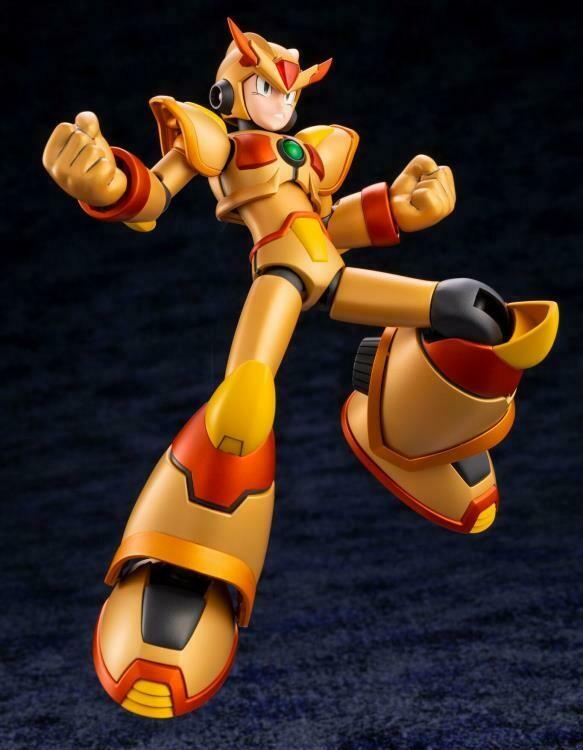 PRE-ORDER Mega Man X Max Armor Hyperchip Ver. Plastic Model Kit